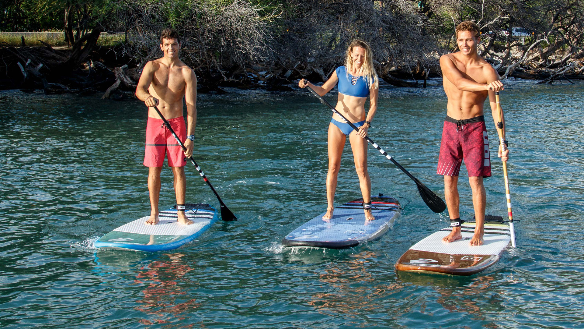 How To: Sup on Rivers and Canals