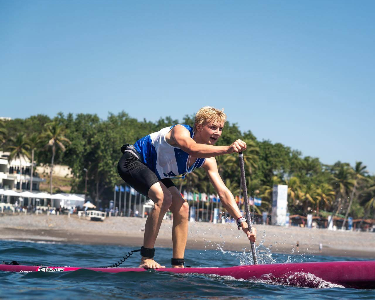 Fanatic ISA Sup World Champs Wins!