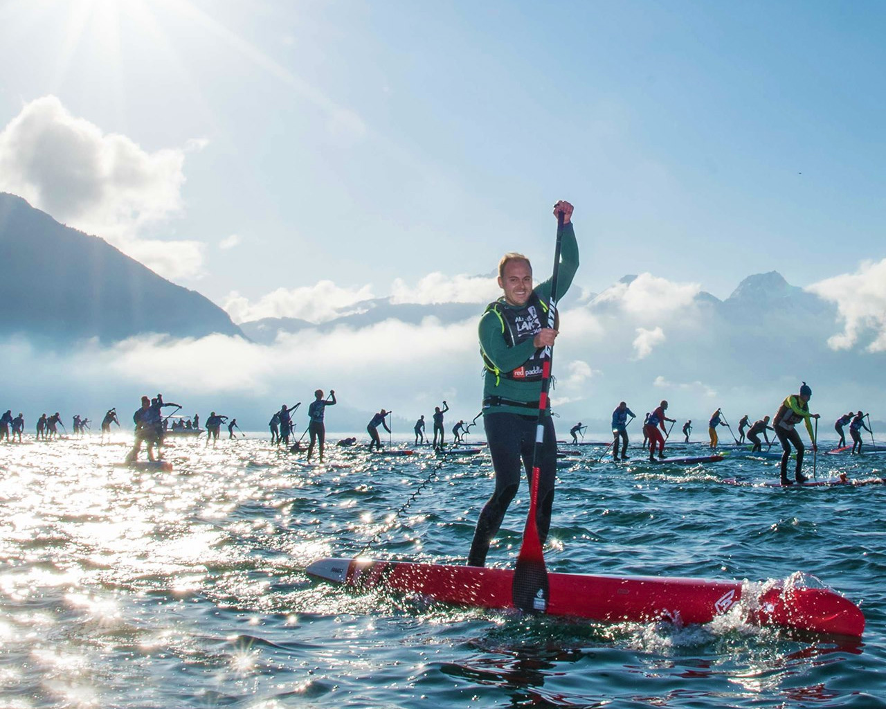 637 Paddlers attend Gla Gla SUP Race
